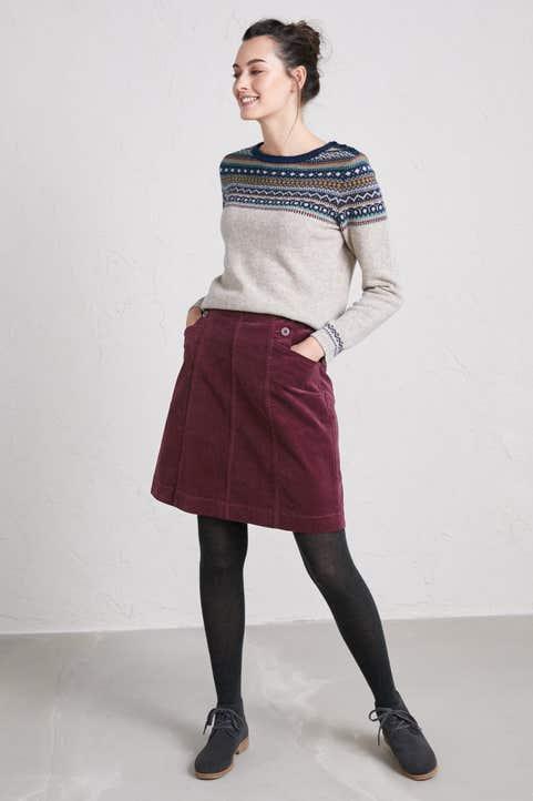 Autumn Feast Skirt Image