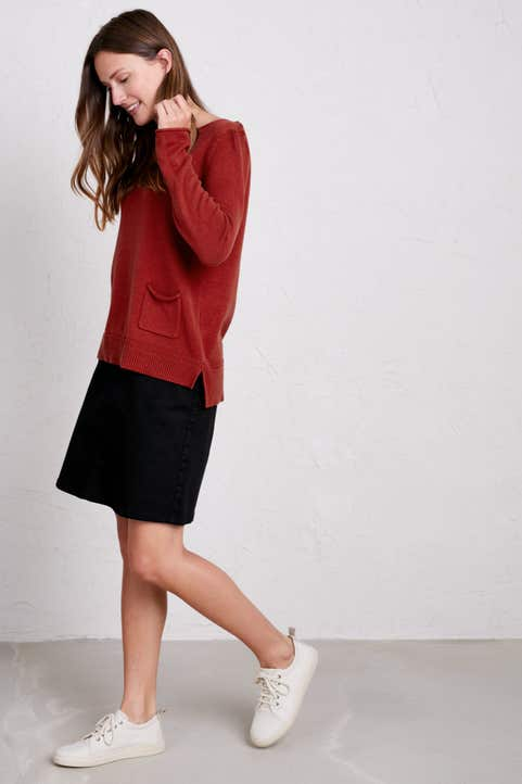 Waterdance Skirt Model Image