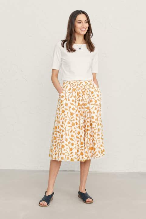 Forsythia Skirt Image