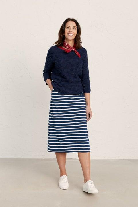 Island Days Skirt Model Image
