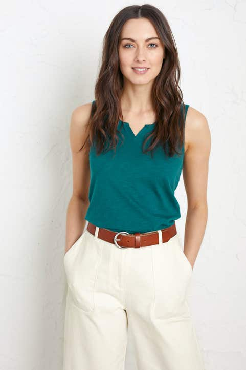 Fresh Air Vest Model Image
