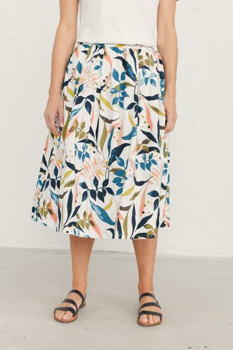 Perpitch Beach Skirt Model Image