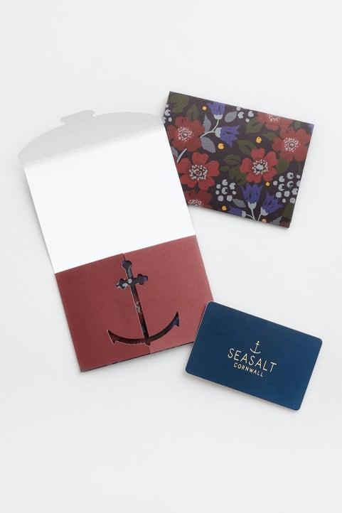 Seasalt Gift Card - Floral