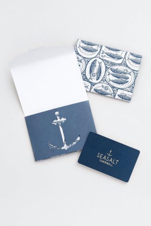 Seasalt Gift Card - Herring
