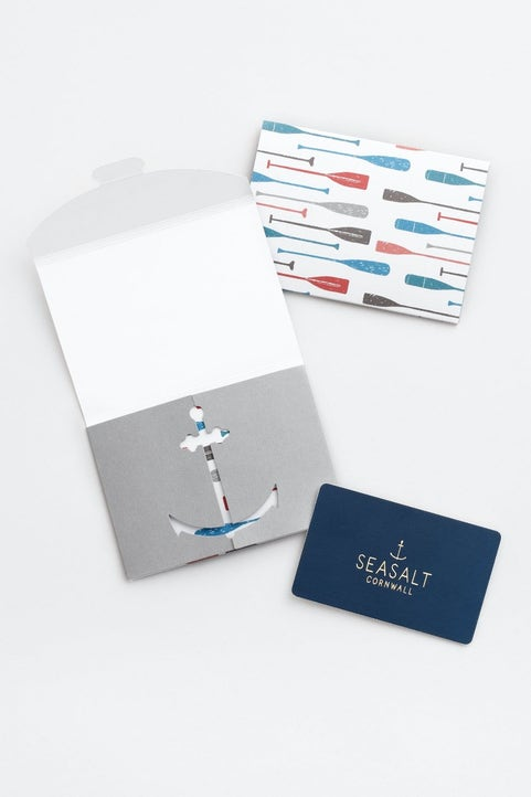 Seasalt Gift Card - Oars