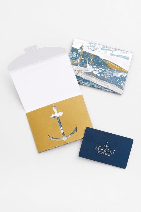 Seasalt Gift Card - Porthleven