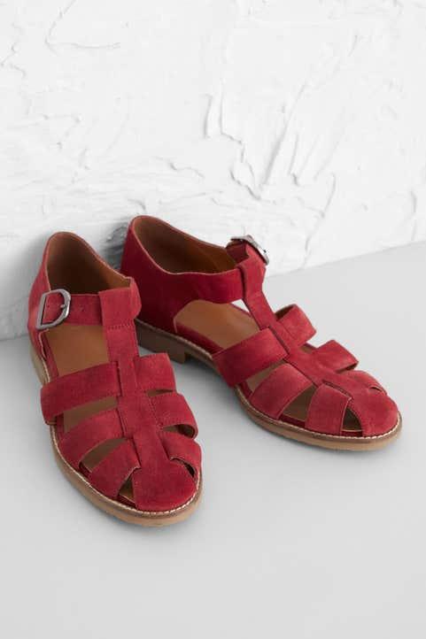 Summer Sailing Shoe Model Image
