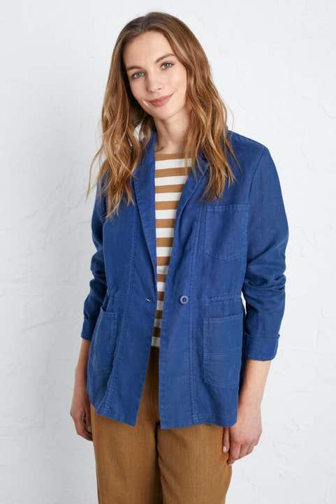 Azure Waters Jacket Model Image