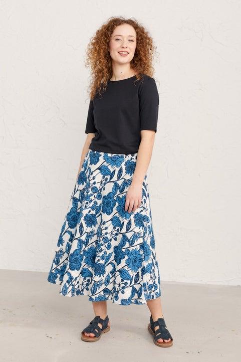 Penandrea Skirt Model Image
