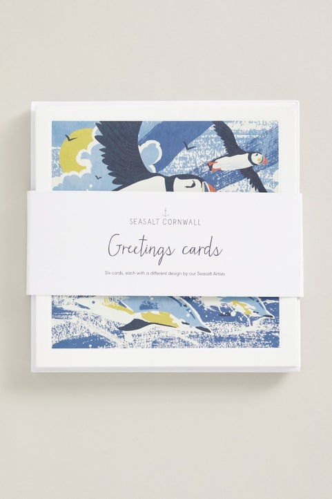 Pack of 6 Greetings Cards Image