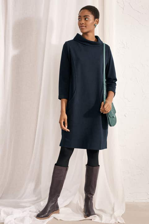 Merchants Dress  Model Image