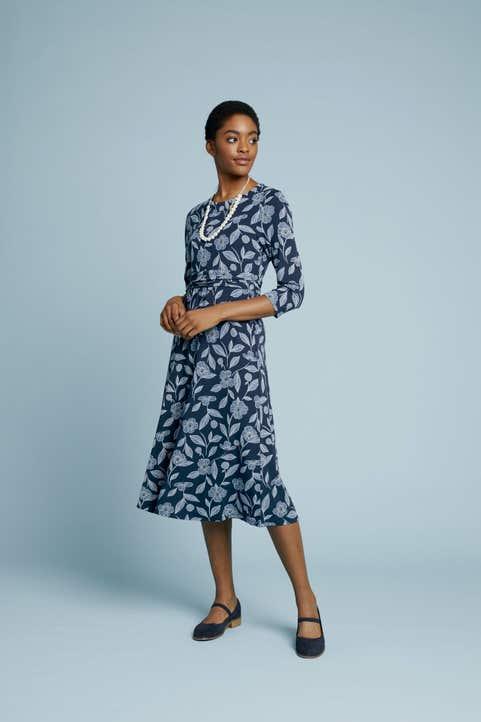 Alaria Dress Model Image