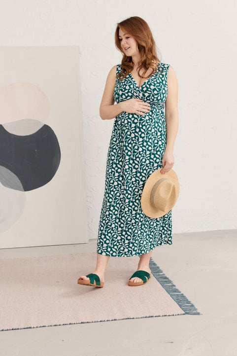 Maternity Kathleen Dress Image