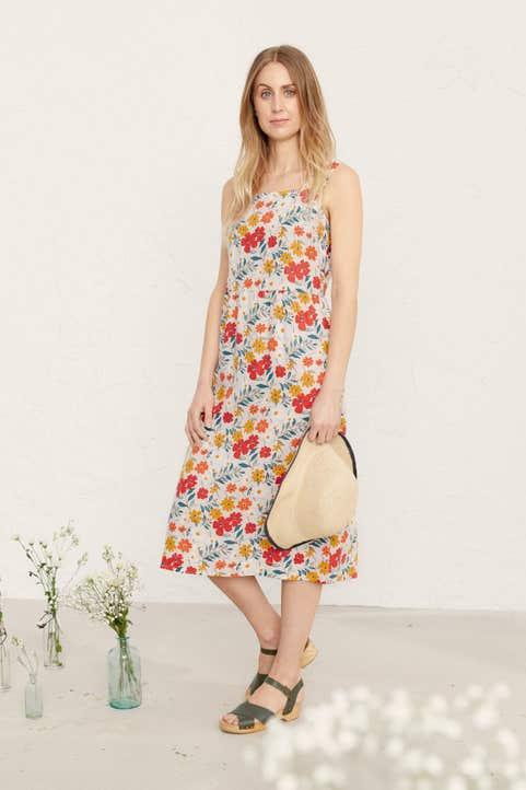 Merther Lane Dress Model Image
