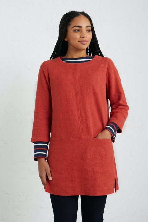 St Agnes Clay Tunic