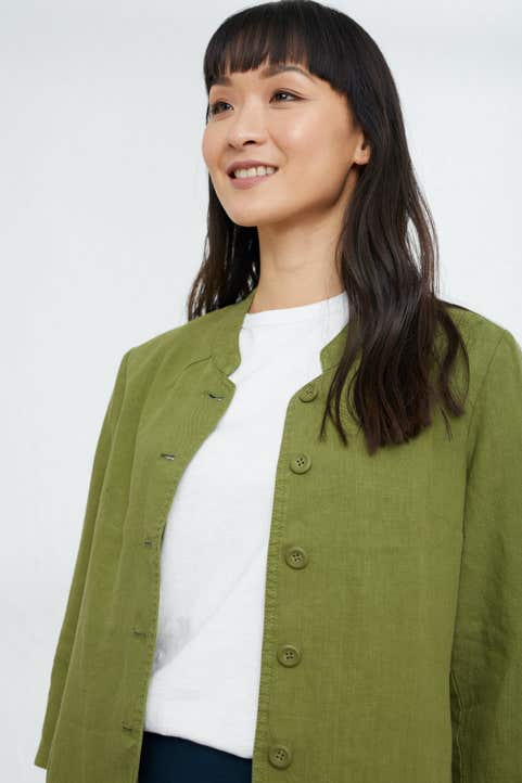 Casting Call Jacket Model Image