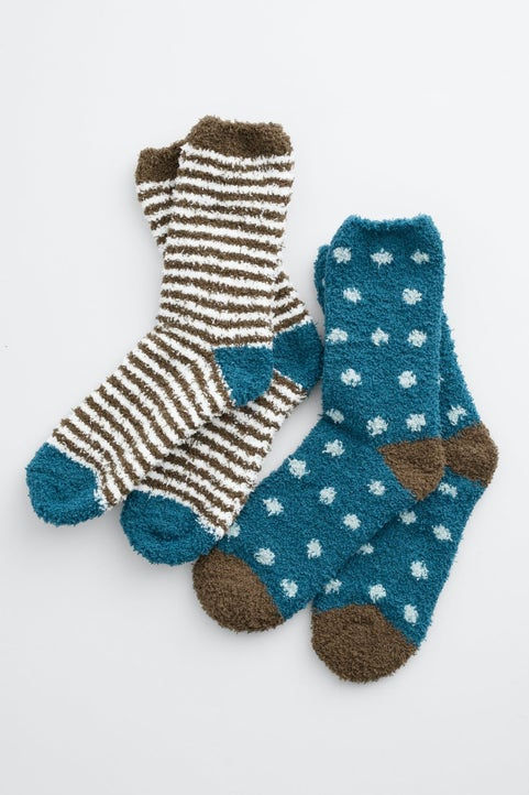 Women's Fluffies Pack Of 2 Image