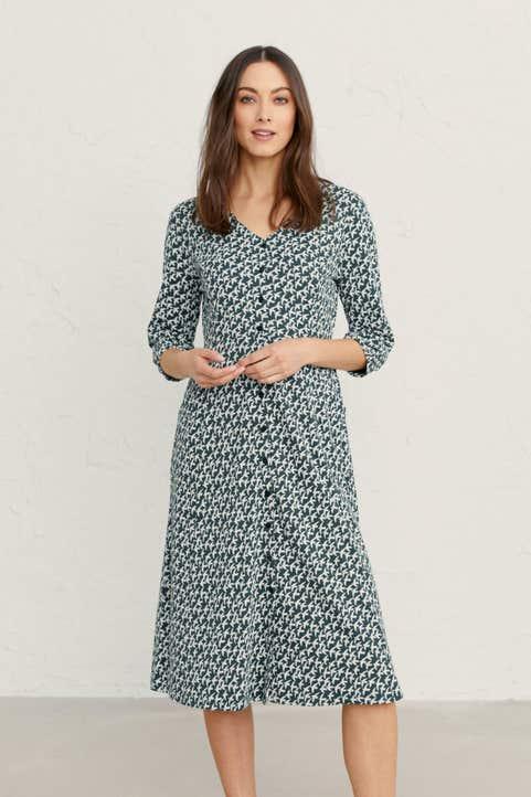 Sunlit Dress Model Image