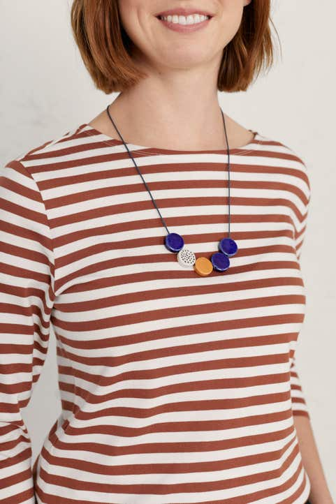Arable Necklace Model Image