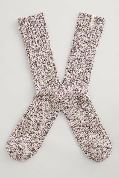 Men's Ley Lines Socks  Model Image