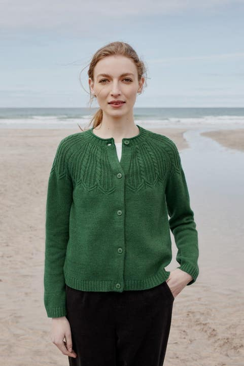 Sand Song Cardigan Image