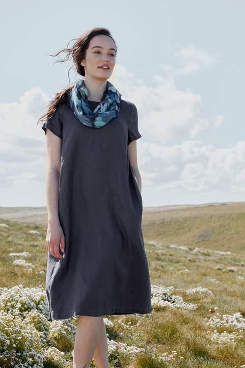 Water Jar Dress Model Image