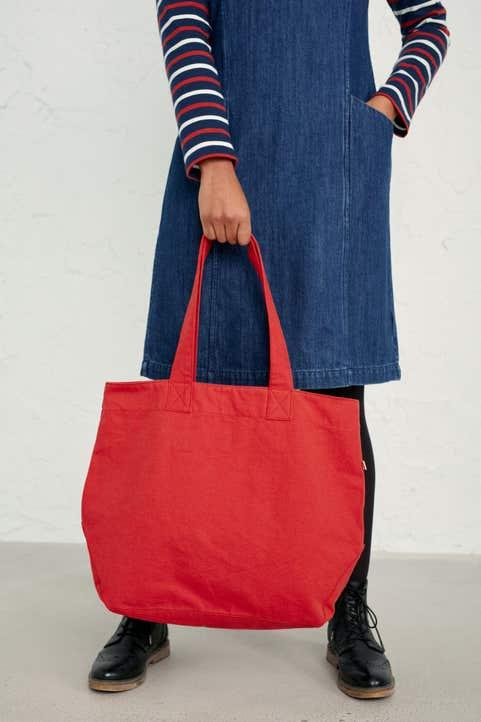 Mid-Tone Canvas Bag Image