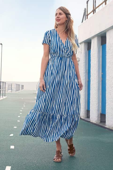 Trethowell Dress Model Image