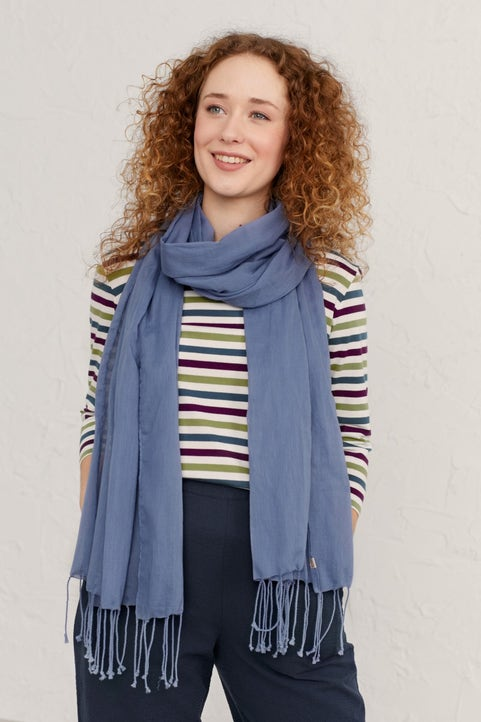 Sea View Scarf Image