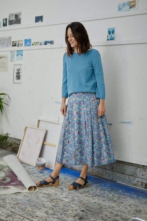 New Eve Skirt Model Image