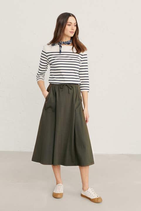 Schooling Skirt Model Image