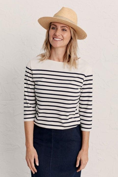 Trengwainton Trousers Model Image