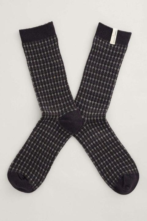 Men's Stitching Socks Image