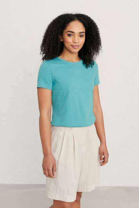 Reflection T-Shirt Model Image