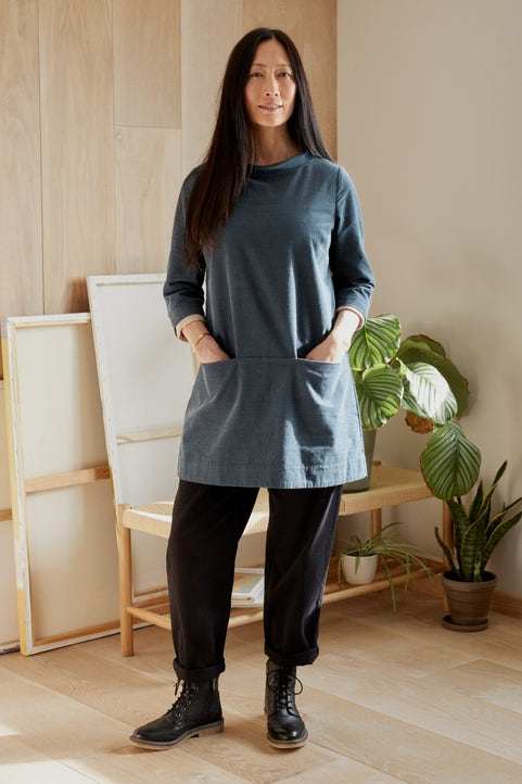 Sail By The Stars Tunic Image
