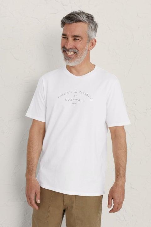 Men's Cornwall Graphic T-shirt Image