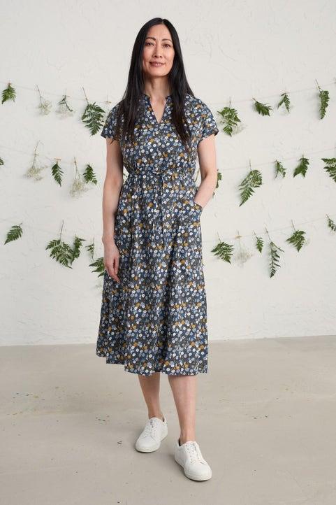 Field Flora Dress Model Image