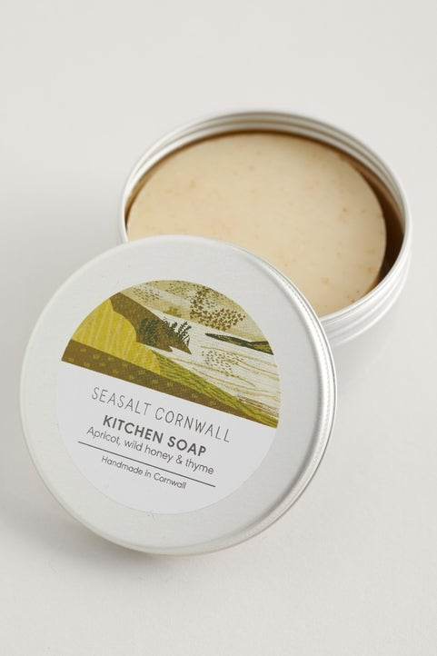 Kitchen Soap Model Image