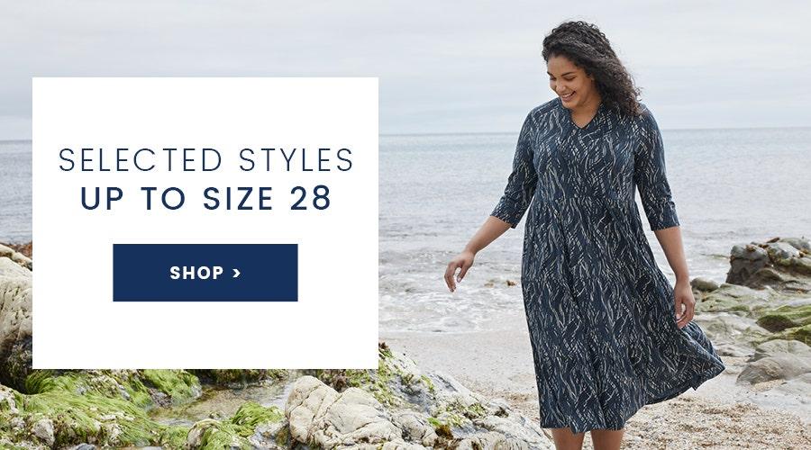 Shop Plus Size