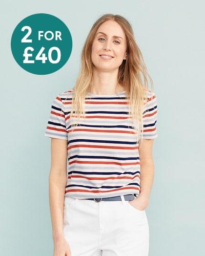 2 For £40 Sailor Shirts