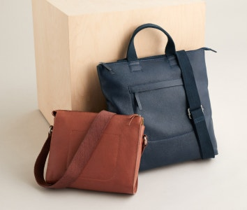 Seasalt Leather
