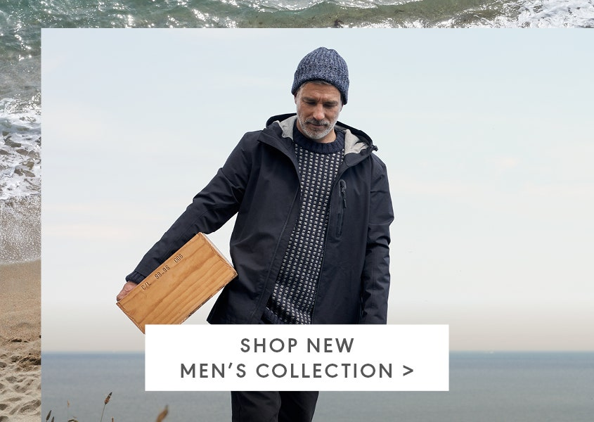 Shop new men's collection