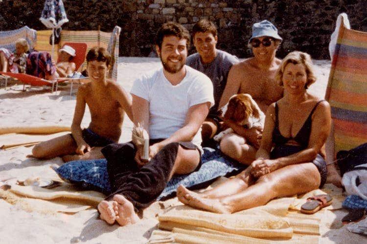 Chadwick Family Photo