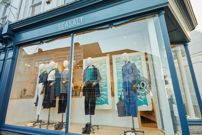Seasalt Cornwall Shop